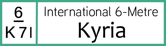 International Six Metre Kyria